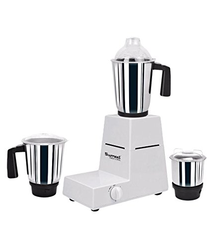 Sumeet Sanghini Mixer Grinder White  available at amazon for Rs.2669