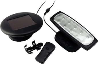 Solarcleanenergy Lampe solaire avec télécommande