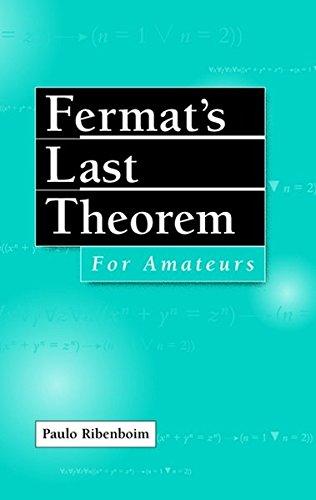 Fermat Last Theorem Pdf