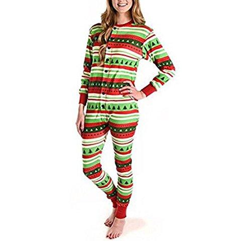 Flapjacks passende Weihnachten Familie Pyjamas Erwachsene, Kinder und Säugling Nachtwäsche Nachtwäsche (Frauen Größe S) ()
