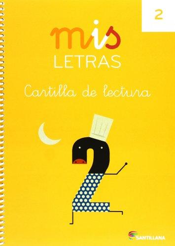 MIS LETRAS CARTILLA DE LECTURA 2 - 9788468015224