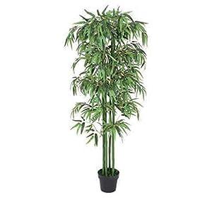 Dominiti Planta Artificial bambú Artificial Flores/Decorativo para