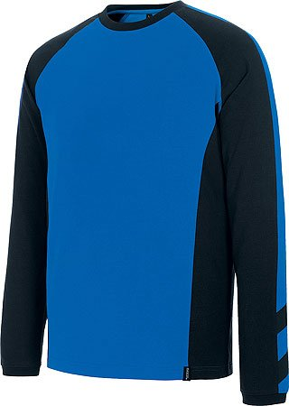 "Preisvergleich Produktbild Mascot T-shirt""Bielefeld"", 1 Stück, 4XL, kornblau/schwarz-blau, 50504-250-11010-4XL"