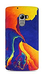 Amez designer printed 3d premium high quality back case cover for Lenovo K4 Note (Pattern 5)