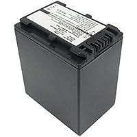 subtel® Batería premium para Sony FDR-AX100 -AX100e, FDR-AX33, FDR-AX53, Sony HDR-CX625, HDR-CX450, -CX115 HDR-CX200 -CX220, -CX305, HDR-PJ810, HDR-PJ530e, Sony NEX-VG900, -VG20, Sony DCR-SX34 (2200mAh) NP-FV90 bateria de repuesto, pila reemplazo, sustitución