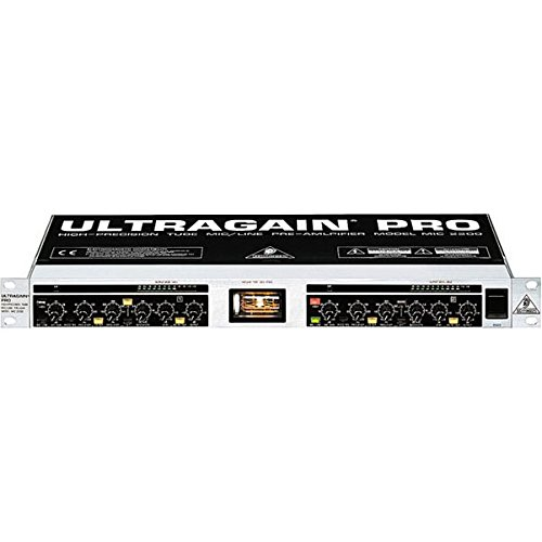 Behringer MIC2200 Ultragain Pro Mikrofon/Line-Vorverstärker