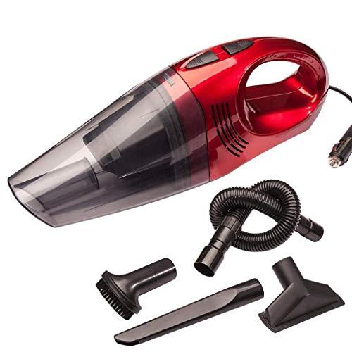 Zmsdt 120W Nass Und Trocken High Power 3500pa Staubsauger 12 V Portable Handheld Auto Staubsauger 4,5 Mt Netzkabel (Farbe : Red)