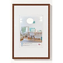 Walther design KV090J New Lifestyle picture frame, 23.50 x 35.50 inch (60 x 90 cm), bronze