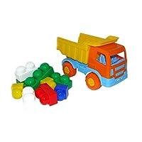 """Polesie Polesie9004 No 189 """"Salute"""" Dump Truck Set"""