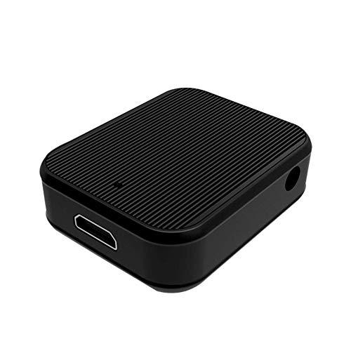 Luckyx Digitaler Sprachrecorder HD Störgeräusch Audio MP3-Player MP3-Recorder Recorder Diktiergerätsteuerung 52 Stunden H39S-Recorder Stereo-HD-Aufnahme Voice Recorder