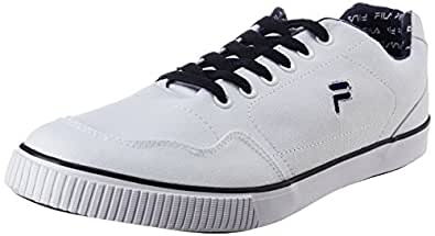 Fila Men's Glide White and Navy  Sneakers -11 UK/India (45 EU)