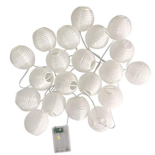 DIKHBJWQ 20 Laterne Light Lichterkette Power Tischlampe Lichter Nachttischlampe Laterne Nachtlicht Home Decoration Lichter String Party Lichterkette