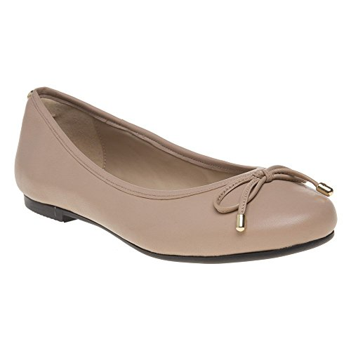 DKNY Queen Femme Chaussures Nude