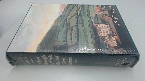 A Tour Through The Whole Island Of Great Britain par Daniel Defoe