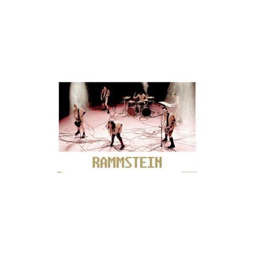 Rammstein - Poster Mann gegen Mann
