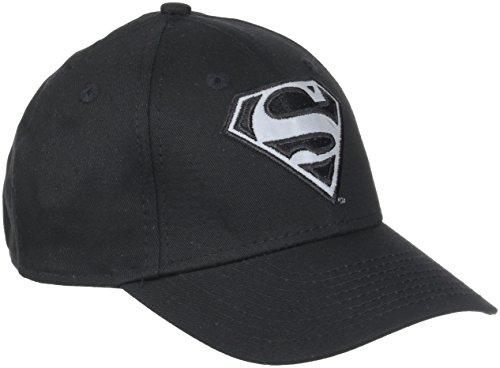 f12d0fa7c9d58 New Era Jr Boys  Reflect Superman Black Cap 9Forty 940