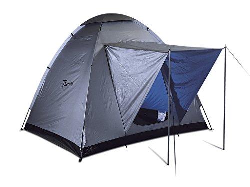 Bertoni Mono 4 Tenda da Campeggio Ultraleggera, Argento, Unica