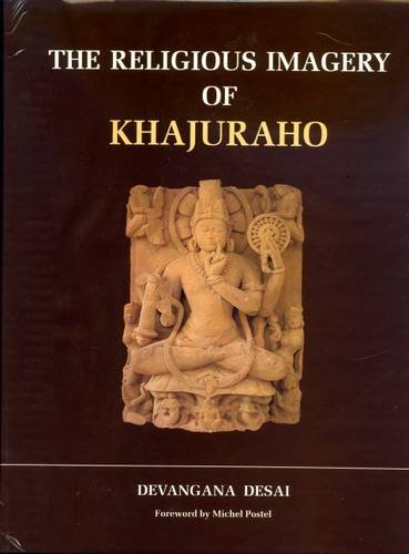 The Religious Imagery of Khajuraho (Project for Indian Cultural Studies publication) por Devangana Desai
