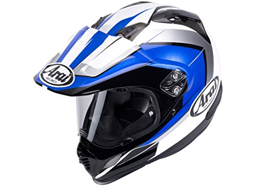 Arai tour-x 4 casco de moto, color color Flare Blue