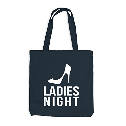 Borsa Di Juta - Ladies Night - Bachelor Party Jga Grigio Scuro