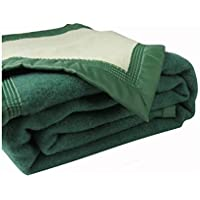 Protectora invierno Confort – 100% pura lana virgen – oso, ...