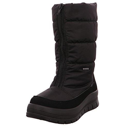 Vista Damen Stiefel schwarz 11-34002 schwarz 36799