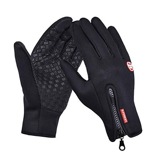 AimdonR Winter warme Handschuhe, Windproof Touchscreen Handschuhe, Outdoor Radfahren Laufen Klettern Handschuhe Ski für Männer Frauen,Paar Handschuhe