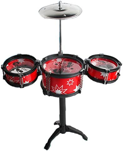 Blesiya Jouet InstruHommes de ts de InstruHommes Musique à Percussion 3 Jazz Tambours pour l'  B07BWM2LYZ 2bb25e