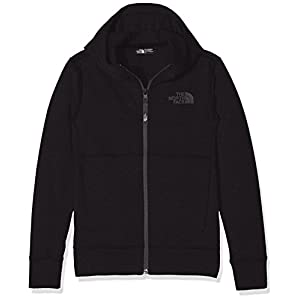 THE NORTH FACE T934QSJK3 Boys Jacket, boys, T934QSJK3. M, Black, FR : M (Taille Fabricant : M)