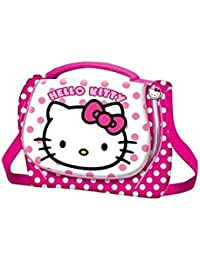 Bolso portameriendas Hello Kitty Dots