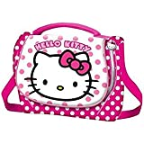 Bolso portameriendas Hello Kitty Dots