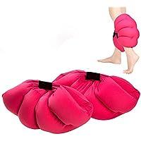 Preisvergleich für Xxy 2Pcs Multifunktionale Schaumstoff Partikel Warmes Bein Polster NAP Kissen Multifunktional Eliminieren Geschwollene Beinmuskeln Dünne Waden Polster Schlanke Bein Kissen