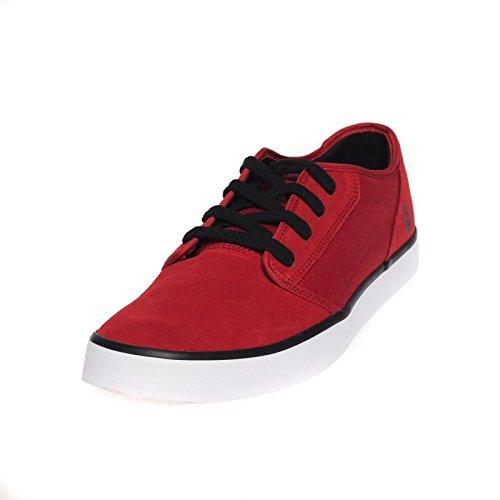 Volcom - Chaussure Grimm 2, Scarpe Da Skateboard Uomo Crimson