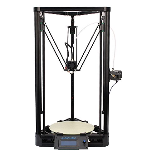 Anycubic kossel plus linear stampante 3d kit completo pacchetto