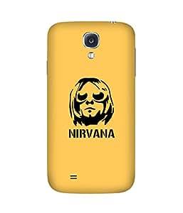 Nirvana Samsung Galaxy S4 Case