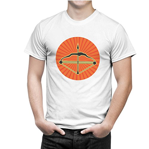 Navratri Special 11(Bow-Arrow) Men Sports Wear T-Shirt by iberrys  available at amazon for Rs.399