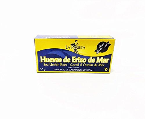"""""""Caviar"""" d'oursin au naturel 50 gr."""