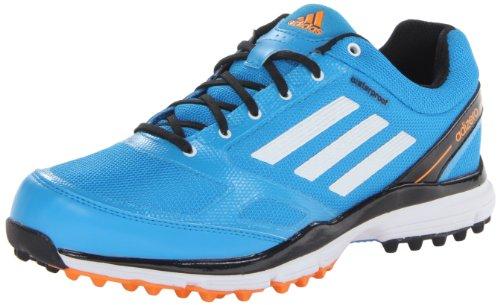 Adidas Adizero Sport II Herren Blau Golfschuhe Größe Neu EU 46,7