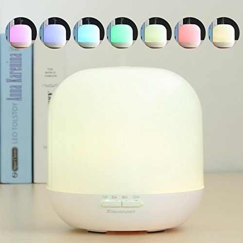 Excelvan-300ml-Essential-Oil-Aroma-Diffuser-Ultrasonic-Humidifier-Air-Mist-Aromatherapy-Purifier-White