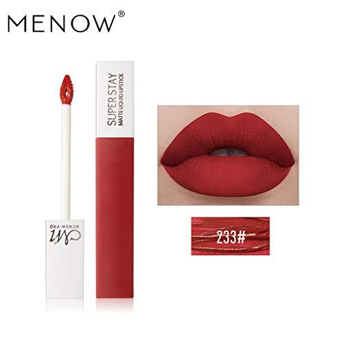 TTLOVE Damen Matt Nude Lipgloss,Lippenstifte Matte Lipstick Make Up 12 farben,Langanhaltend Und...