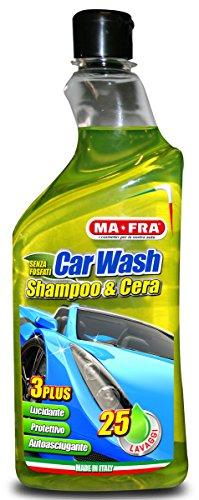 Mafra 8005553013318 Shampoo e Cera Auto