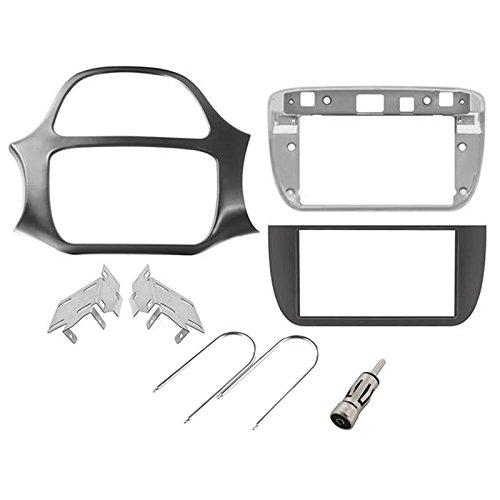 Kit de montaje Marco para radio adaptador autoradio para FIAT PUNTO EVO...
