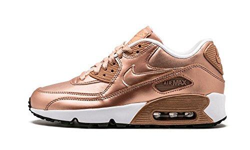 Nike Damen 859633-900 Sportschuhe, Bronze, 38,5 EU - 4