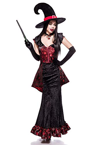 Mask Paradise Dark Witch, Größe: S