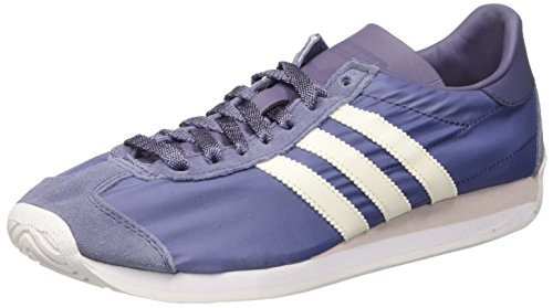adidas Country Og, Scarpe Running Donna Viola (Super Purple/Off White/Ftwr White)