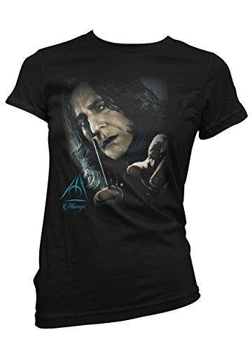 LaMAGLIERIA T-Shirt Donna Always - Severus Piton...