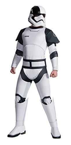 STAR WARS: The Last Jedi Executioner Trooper Deluxe Adult Costume, Standard