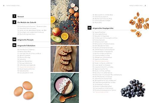 Artgerechte Ernährung - Das Kochbuch: Die besten Rezepte gegen Krankheiten und Beschwerden, die Ärzte ratlos machen (GU Diät&Gesundheit)