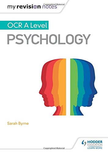 My Revision Notes: OCR A Level Psychology for sale  Delivered anywhere in UK