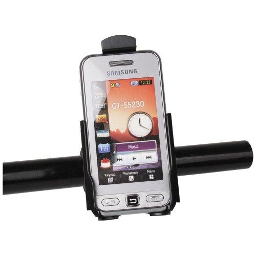 Haicom Fahrrad- und Motorrad Halterung Halter + Halteschale für HTC Touch Cruise 2 Touch Cruise 2009